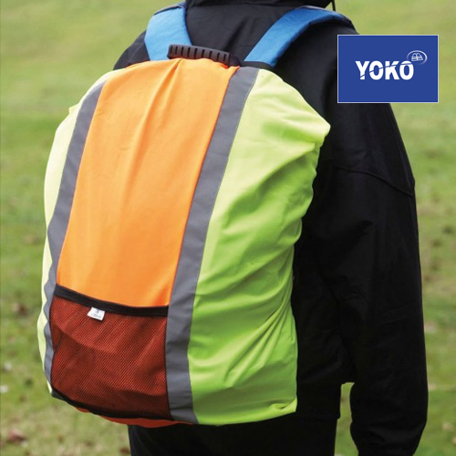 High Visibility Wasserdichte Rucksack-Hülle YOKO - YK068