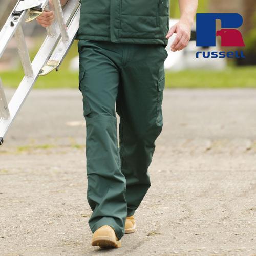 Z015 - Strapazierfähige Workwear-Hose (Russell)