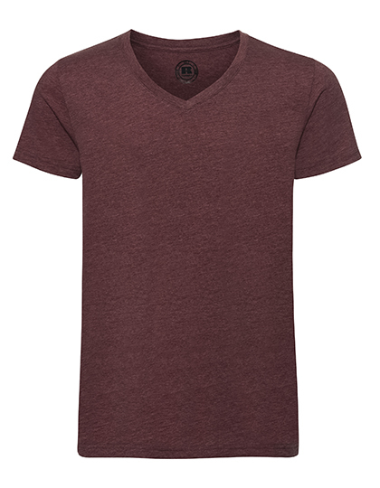 Z166M - Men`s V-Neck HD T