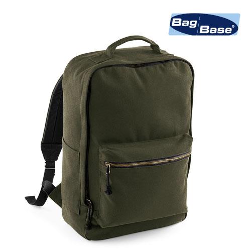 BG645 - Oakdale Canvas Backpack