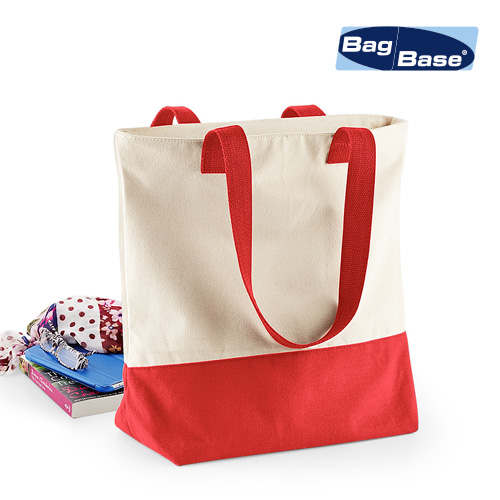 BG683 - Westcove Canvas Shopper