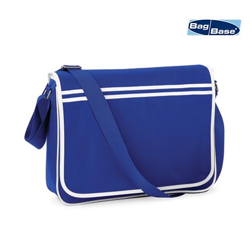 BG71 - Retro Messenger BagBase