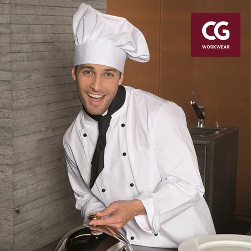 CGW907 - Kochjacke Rimini (CG Workwear)