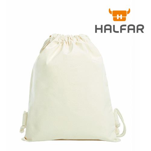 HF3052 - Halfar Zugbeutel aus Baumwolle