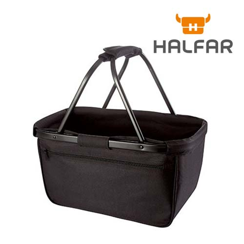 HF7777 - Shopper Black Basket
