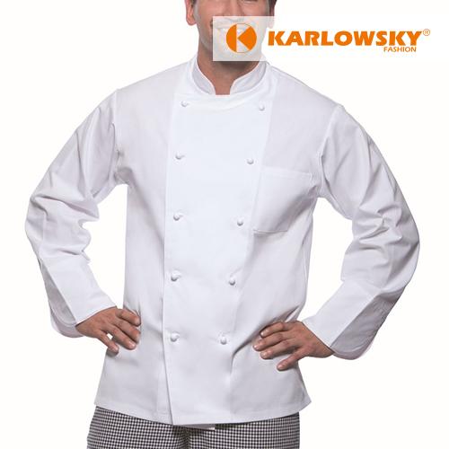 KY007 - Kochjacke Basic (Karlowsky)