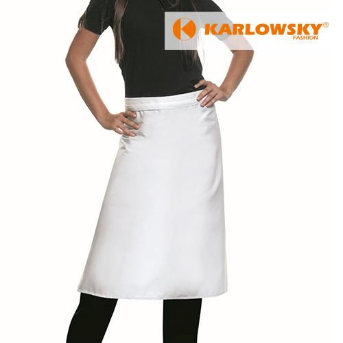 KY011 - Bistro-Servier-Schürze Basic 65/35 (Karlowsky )
