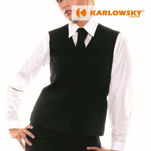 Damenweste Basic (Karlowsky) - KY012