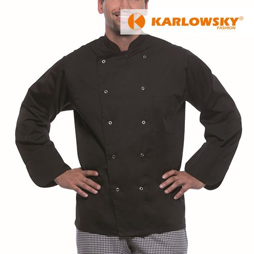 KY038 - Basic Kochjacke (Karlowsky)