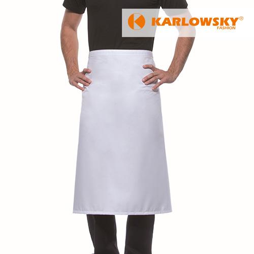KY048 - Bistro-Servier-Schürze Basic 100 (Karlowsky)