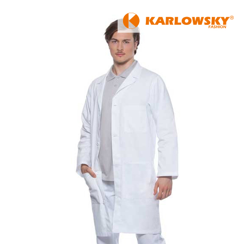 KY063 - Herrenmantel Basic 65/35 (Karlowsky )
