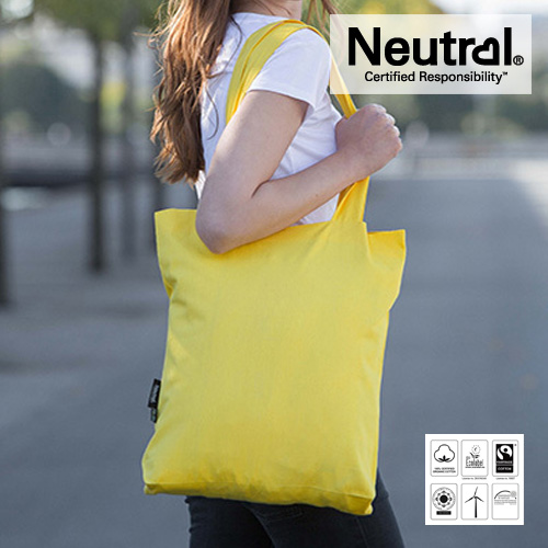 NE90003 - Twill Bag 210 g/m² - Neutral