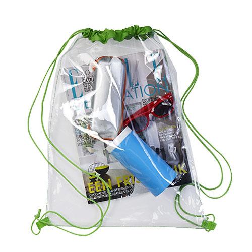 NT0927 - Transparent Backpack
