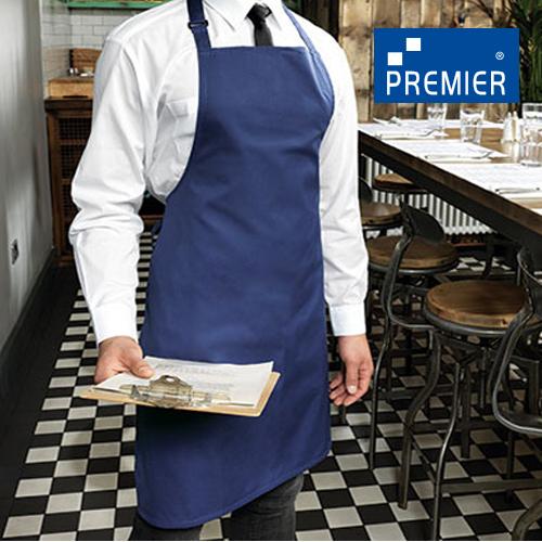 PW150 - Latzschürze ´Colours´ ( Premier Workwear )