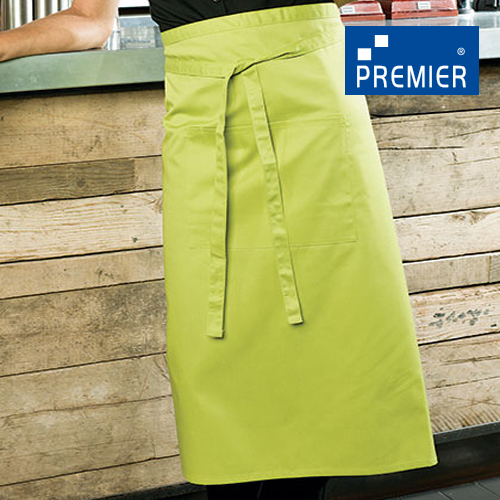 PW158 - Barschürze Colours (Premier Workwear )