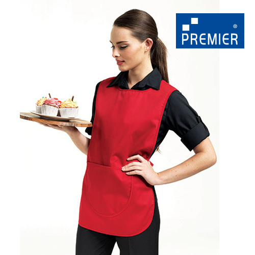 PW171 - Womens Pocket Tabard (Premier Workwear)