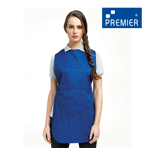 PW172 - Womens Long Pocket Tabard (Premier Workwear)