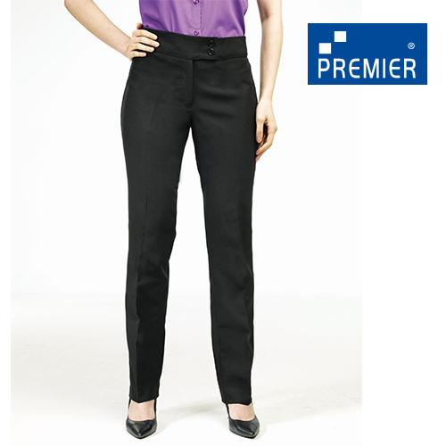 PW536 - Ladies` Straight Leg Trouser Iris