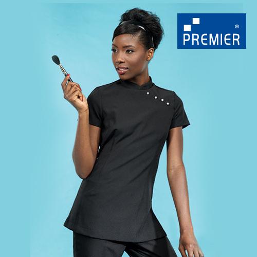 PW681 - Beauty & Spa Tunic Mika (Premier Workwear)