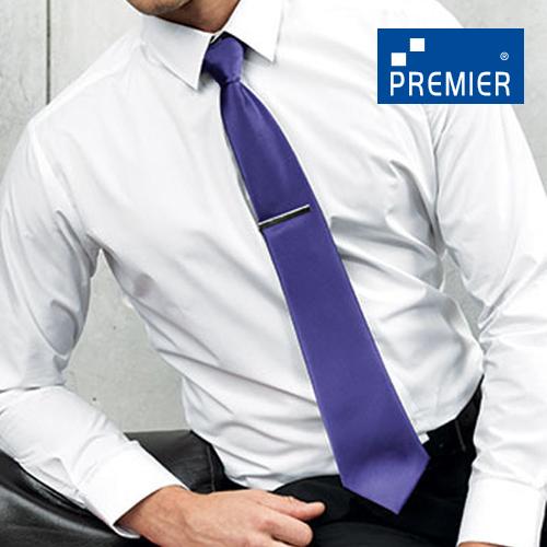 PW750 - Satin Tie ´Colours´ ( Premier Workwear )