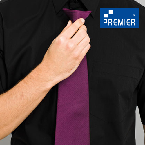 PW785 - ´Colours´ Fashion Clip Tie (Premier Workwear )