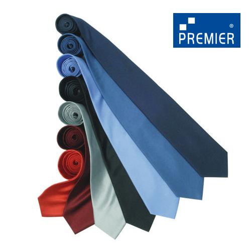 PW795 - Seidenkrawatte ´Colours´ ( Premier Workwear )