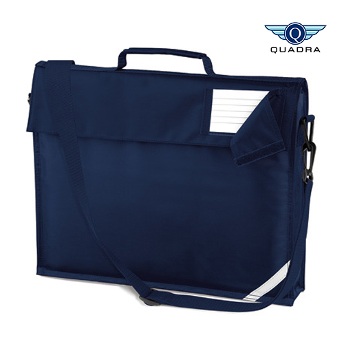 QD457 - Junior Book Bag with Strap Quadra