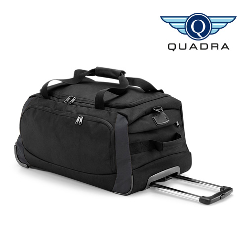 QD970 - Tungsten ™ Wheelie Travel Bag Quadra