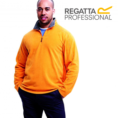RG567 - Ashville Half Zip Fleece