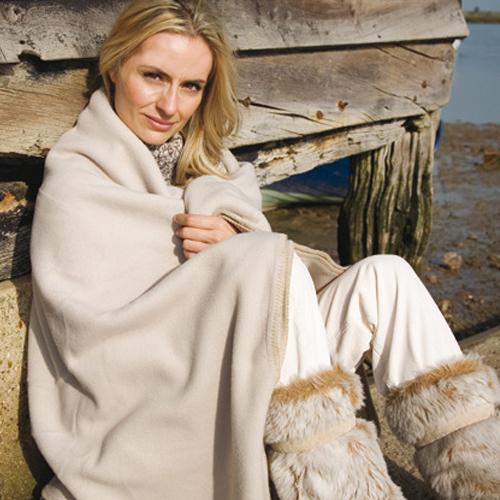 RT39 - Fleece Blanket Result