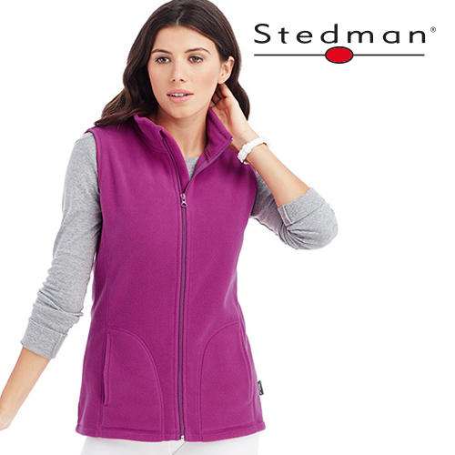 S5110 - Women Active Fleece Vest