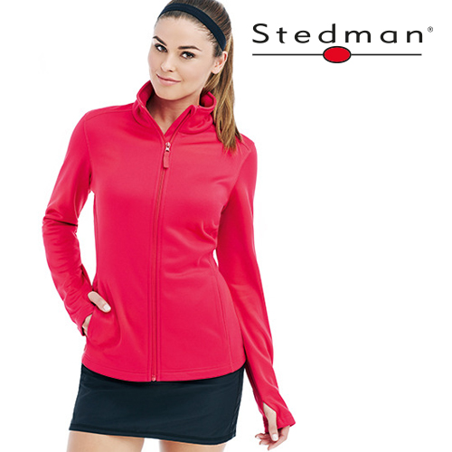 S5910 - Womens Active Bonded Fleece Jacket