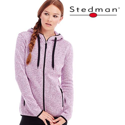 S5950 - Womens Active Knit Fleece Jacket