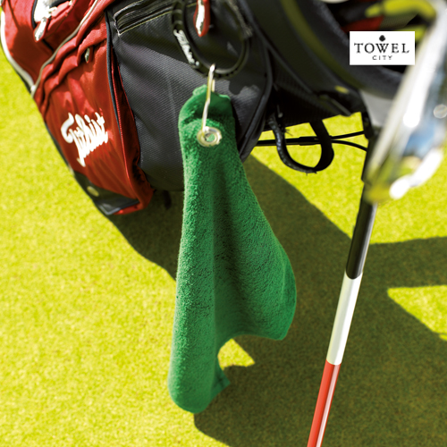 TC13 - Luxury Golf Towel