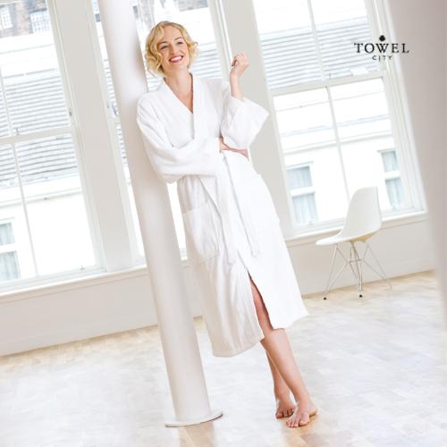 TC21 - Kimono Robe von Towel City