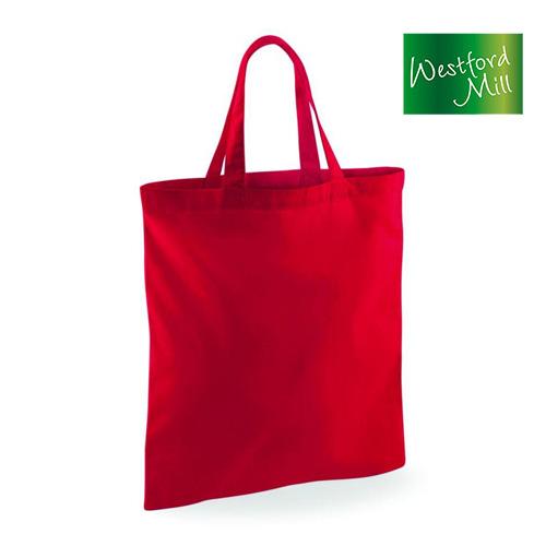 WM101S - Promo Bag For Life Westford Mill mit kurzen Henkeln
