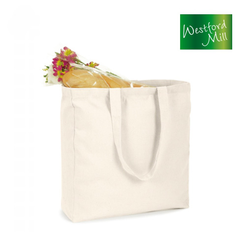 WM108 - Canvas Classic Shopper Westford Mill
