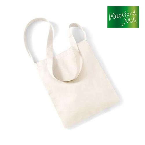WM187 - Organic Cotton Sling Bag Westford Mill