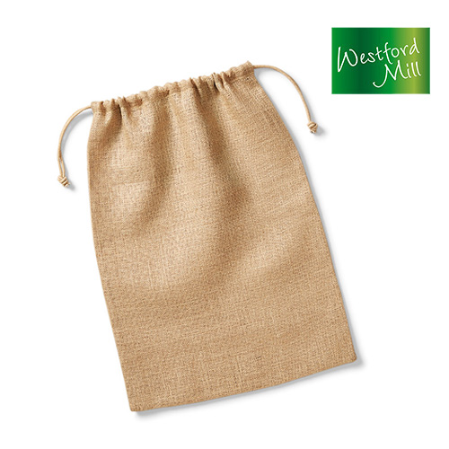 WM415L - Jute Stuff Bag L