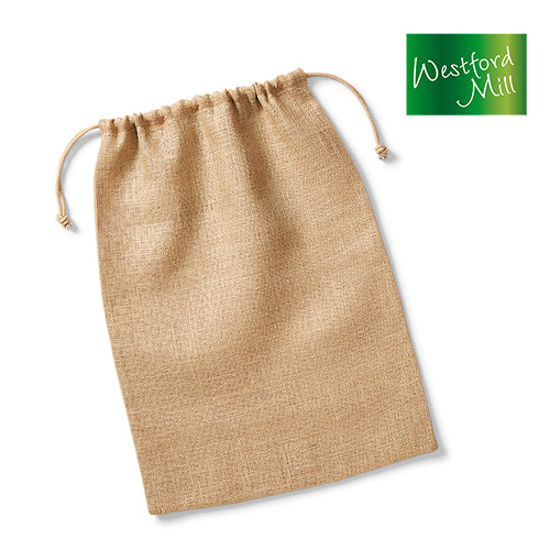 WM415XL - Jute Stuff Bag XL