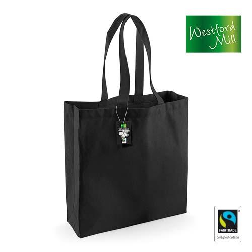 WM623 - Classic Shopper (Fairtrade Baumwolle)