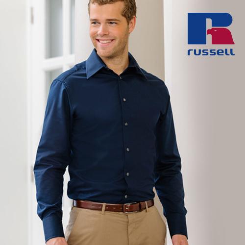 Z954 - Men`s Long Sleeve Fitted Tencel® Shirt