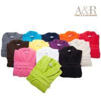 AR025 - Bathrobe Shawl Collar