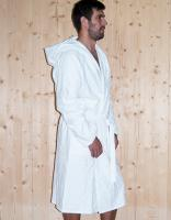 BD964 - Quick-Dry Bathrobe Hooded / Men