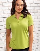 PW616 - Womens Coolchecker Pique Polo