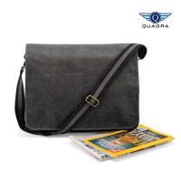 QD610 - Vintage Canvas Despatch Bag Quadra