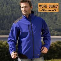 RT124 - Ripstop Soft Shell Workwear Jacket