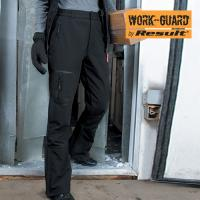 RT132F - Ladies Soft Shell Trouser La Femme (Result WORK-GUARD)