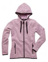S5950 - Active Knit Fleece Jacket for women