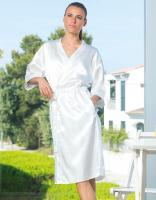 TC054 - Ladies Satin Robe